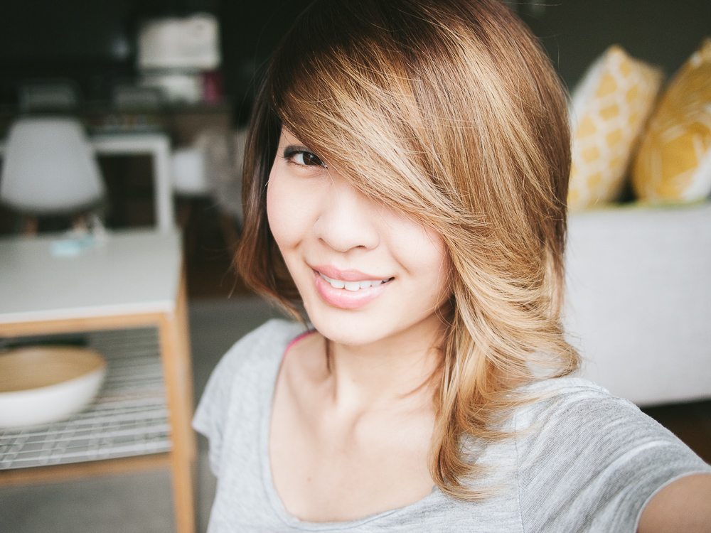 blonde-ombre-asymmetrical-bob-asian-hair-2